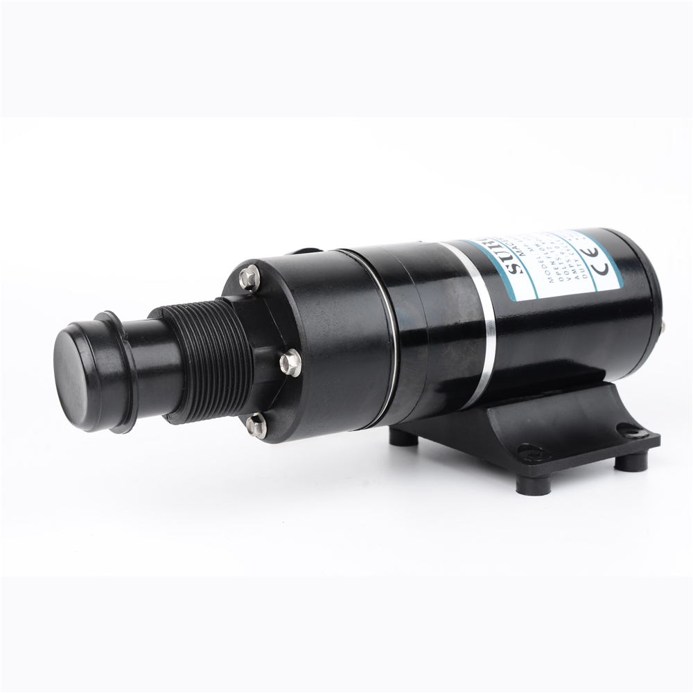 DC 12V/24V 45L/Min sewage lift pump Septic tank caravanning yacht Household Toilet Kitchen Garbage bilge water pump MP-4500 mp 4500 24 24v dc sewage macerator pump 45l min centrifugal water pump bilge sewage pump