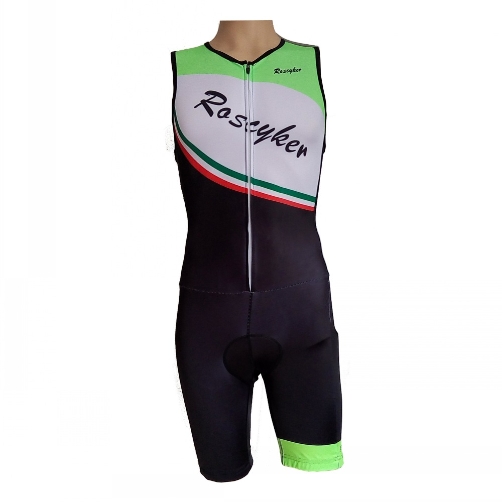 Roscyker italy flag skinsuits cycling jerseys Triathlon suit summer breathable bike clothing sleeveless bodysuits Ropa Ciclismo new italy pro team cycling jerseys 2018 short sleeve summer breathable cycling clothing mtb bike jerseys ropa ciclismo