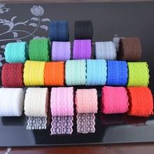 10Meter Garment Accessories Exquisite Color Lace Quality Fabric Wide 4.5cm Elastic Lace,ribbon Bra Underwear DIY