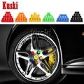 20X Car Wheel Hub Tornillo Cubre Para Audi A3 A4 B6 B7 B8 B5 A6 C5 C6 A1 A5 Q5 Q7 TT S3 S4 S5 S6 S8 accesorios