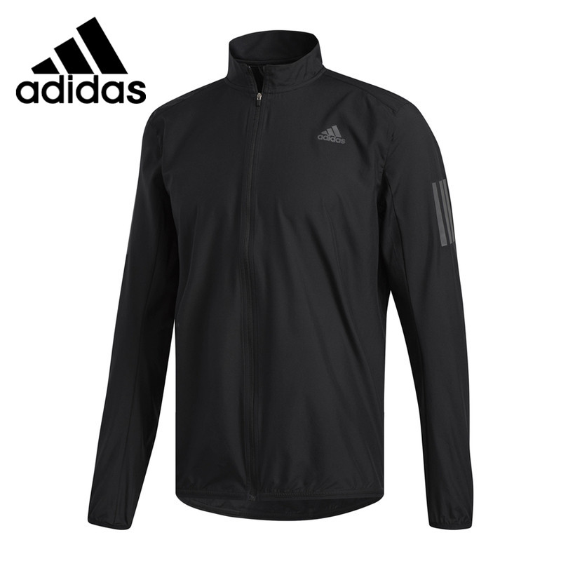 Original New Arrival 2018 <font><b>Adidas</b></font> RESPONSE JACKET <font><b>Men's</b></font> Running Jacket Sportswear image