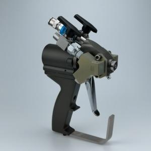 Image 3 - P2 gun, A5 spray gun ABRA500 with 00 Mix Chamber for low flow output spray polyurethane foam applications