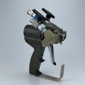 Image 3 - Pistolet P2, pistolet A5 do natryskiwania pianki poliuretanowej, można wybrać różne natężenia przepływu
