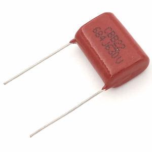 Image 3 - MCIGICM 500 pcs  684 680nF 630V 10pcs CBB Polypropylene film capacitor pitch 22mm 684 680nF 630V