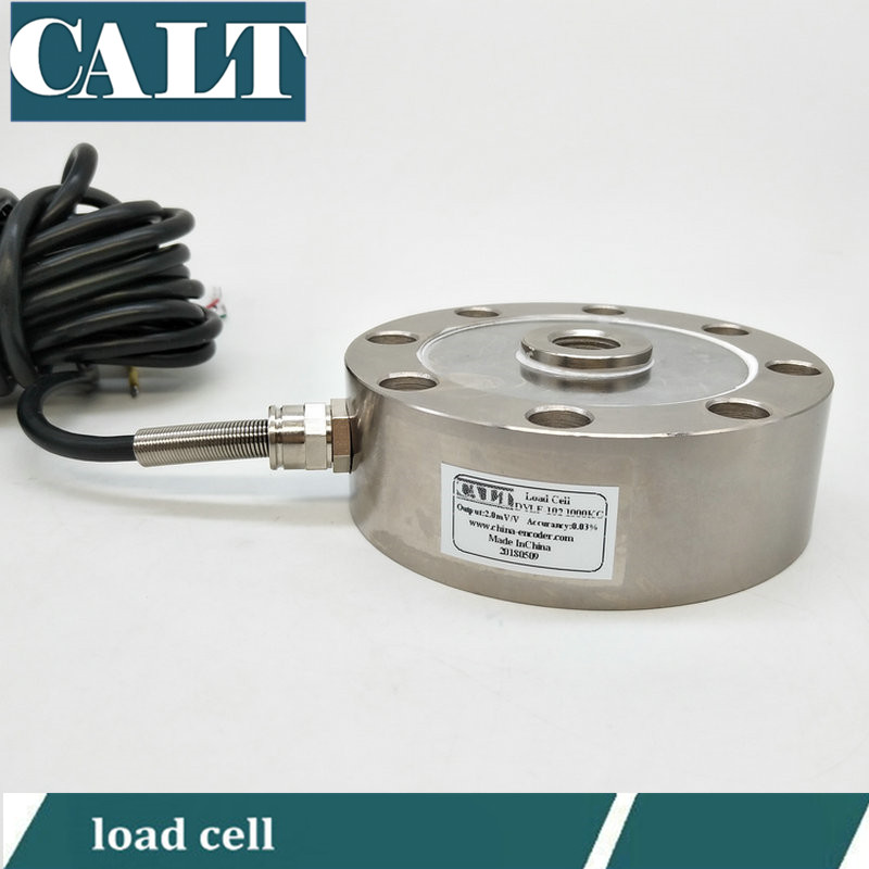CALT 5000kg capacity Anti partial load spoke loadcell for Batching scales hopper scales