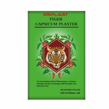 8pcs=2 bags Capsicum Plaster Suppliers Medical Tiger  Pain Relief Balm