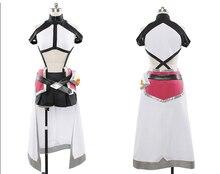 Kisstyle Fashion Cross Ange Arzenal Angelise Ikaruga Misurugi Clothing Cosplay Uniform COS Costume