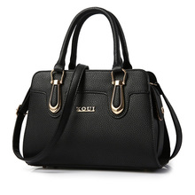2016 Famous Designer Brand Woman Shoulder Messenger Bags Women Leather Handbags Female Bolsa Feminina Vintage Crossbody Tote Bag