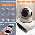 HD 720P Infrared TF memory Card wireless ip Camera Wifi PT P2P CCTV IR-CUT Security Voice Surveillance Night Vision recorder