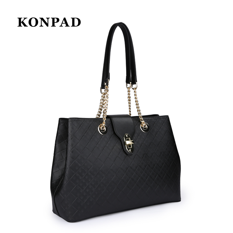 New 2018 Brand Female Plaid Handbag fashion Top PU Leather Totes Crossbody Bags for Women Fashion Casual Shoulder Bag for Lady цена