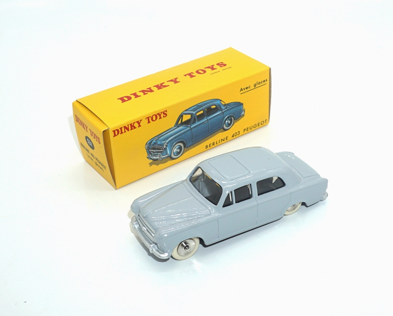ATLAS EDITIONS DINKY TOYS 521 BERLINE 403 PEUGEOT CAR NEW BOXED