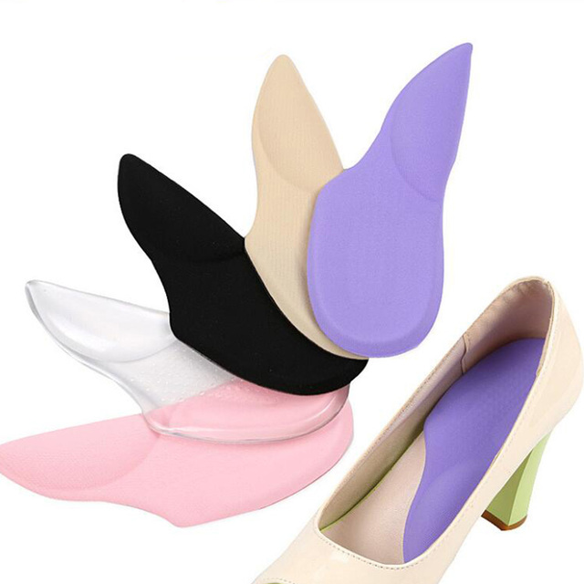 3535028600 New GEL 3/4 Arch Support Pad for High Heels Flat Feet Orthotics Orthopedic  Insoles Corrector for Shoes Woman Feet Care