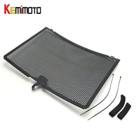 KEMiMOTO Aluminum Radiator Grills Guard Cover for Yamaha YZF R1 2009 2010 2011 2012 2013 2014 R1 Radiator Oil Cooler Protector