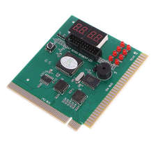 купить Analysis Pci Post Card Lcd Display Motherboard Led 4 Digit Diagnostic Test Pc Analyzer For Pc Laptop Desktop дешево