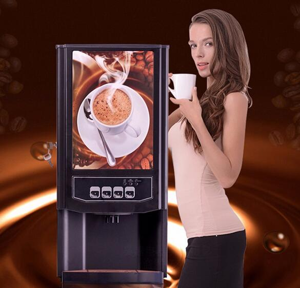 Free Shipping By Hoi Nespresso Coffee Machine Maker Fully Automatic Tea Vending Espresso Instant