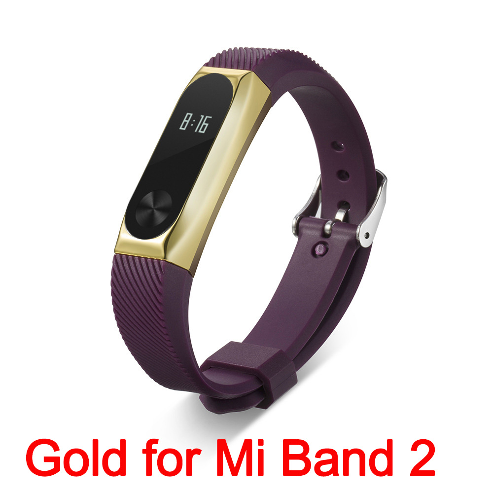 Xiaomi Mi Band 2 Fit Replacement Smart MI Band 2 Touchpad Screen Heart Rate Monitor Pedometer Wristband IP67 FitnessTracker 4