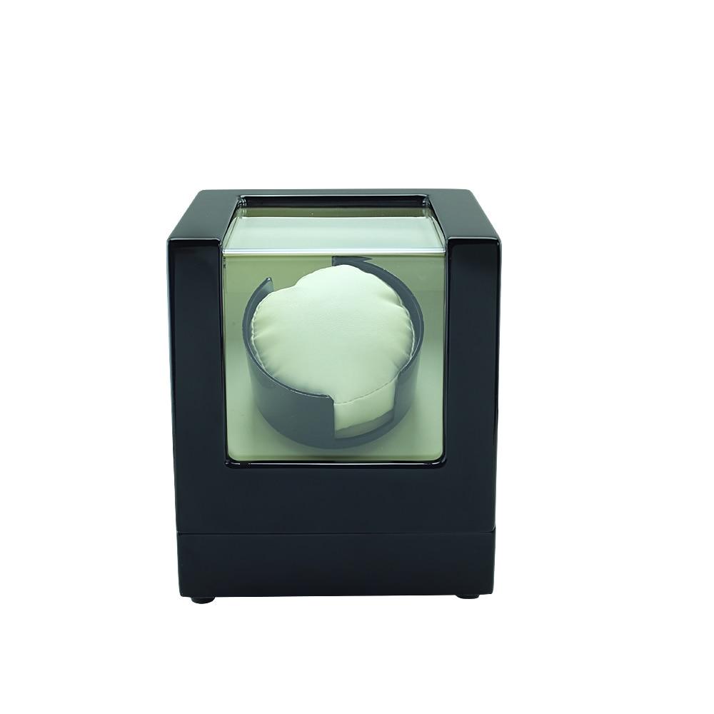 Uhrenbeweger, LT Wooden Automatic Rotation 1 + 0 Uhrenbeweger - Uhrenzubehör - Foto 4