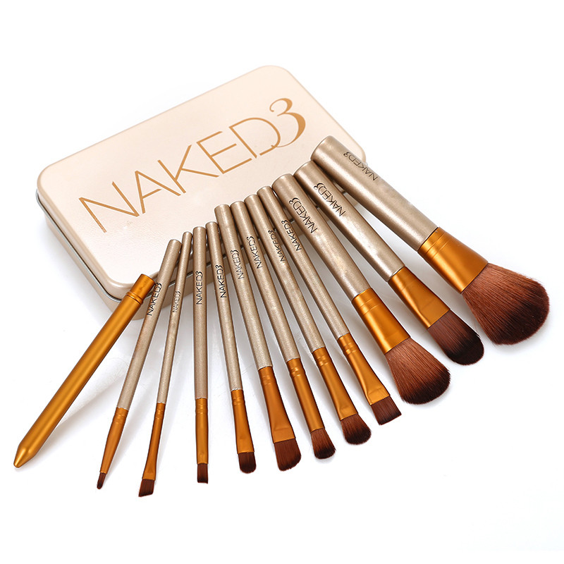 Power-NAKED3-makeup-brushes-12pcs-set-nake-3-Professional-make-up-brush-sets-eye-shadow-maquiagem
