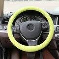 Автомобиль для укладки Силиконовые Руль Обложка Кожи Для BMW всех серий 1 2 3 4 5 6 7 Х Е-серии X1 X3 X4 X5 X6 E46 E90 F10 F07 F09