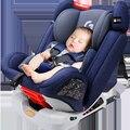 Sentado para baixo ajustável 0-12 conforto ISOFIX criança assento de carro Grande angular
