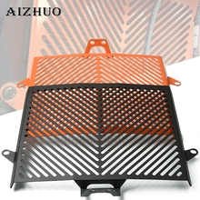цена на Motorcycle Radiator Guard Grille Protection Water Tank For ktm 1290 Super Adventure 2015 2016 2017 Super Duke Adventure R S T