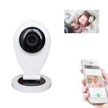 2017 ip baby camera monitor 720P camera IR Night vision 2 way talk Motion Detection Alarm camara bebe nanny babysitter monitor