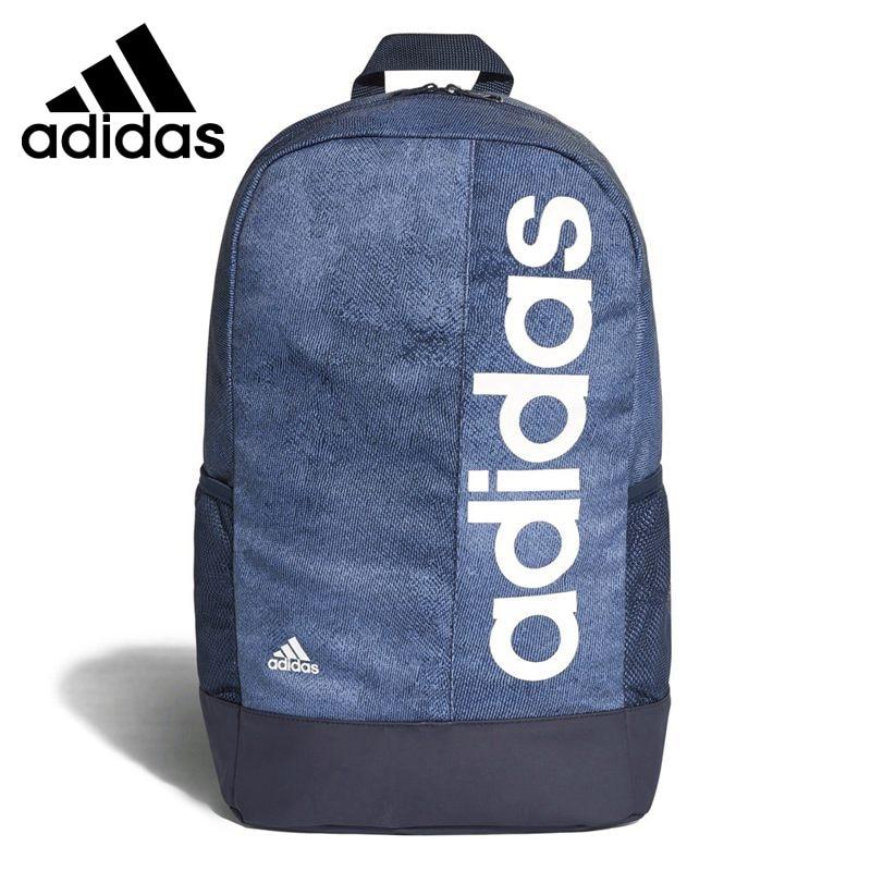 все цены на Original New Arrival 2018 Adidas LIN PER BPCK Unisex Backpacks Sports Bags