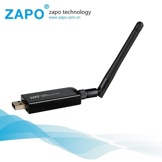 Dual Band 2.4G-5G WiFi Adaptador Antena 2dB 1200 Mbps Lan Placa de Rede Sem Fio USB Portátil 3.0 Receptor wi-fi 802.11b/g/n/ac Novo