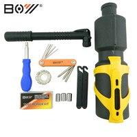 Q215 Water Bottle Tools MTB Bike Bicycle Repair Tools 19 In 1 Multifunctional Tool Set Kit