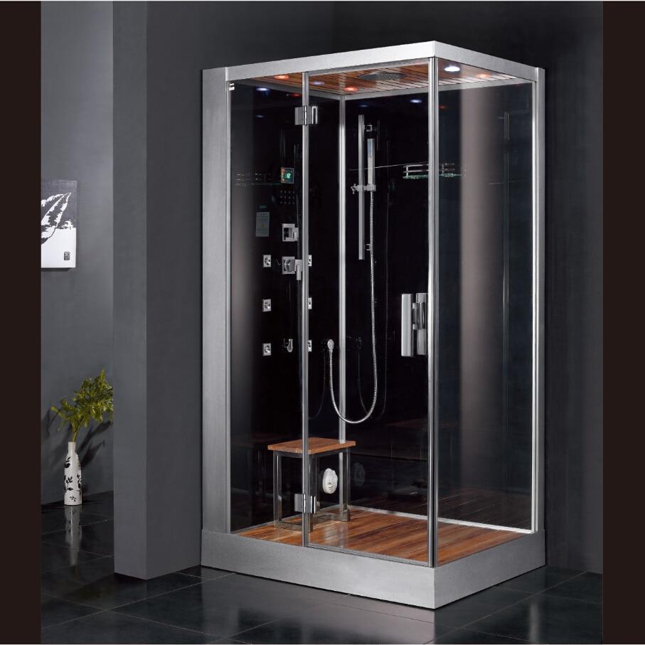 2017 new design luxury steam shower enclosures bathroom steam shower cabins jetted massage