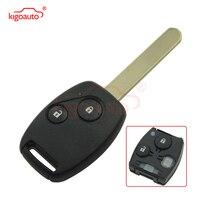 HLIK-1T дистанционный ключ 2 кнопки 434 МГц HON66 с 46 чипом для Honda CRV kigoauto