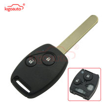 Hlik 1t дистанционный ключ 2 кнопки 434 МГц hon66 с чипом 46