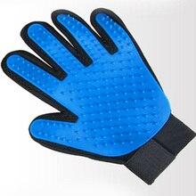 Перчатка-щетка для домашних животных, эффективные и мягкие перчатки для домашних животных, одноразовые перчатки для собаки, аксессуары для чистки кошек, перчатки для домашних животных, гребень