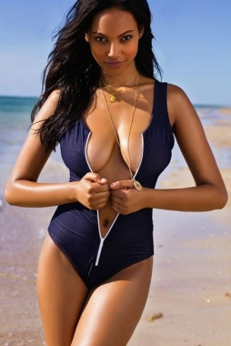 Sexy Women On Beach