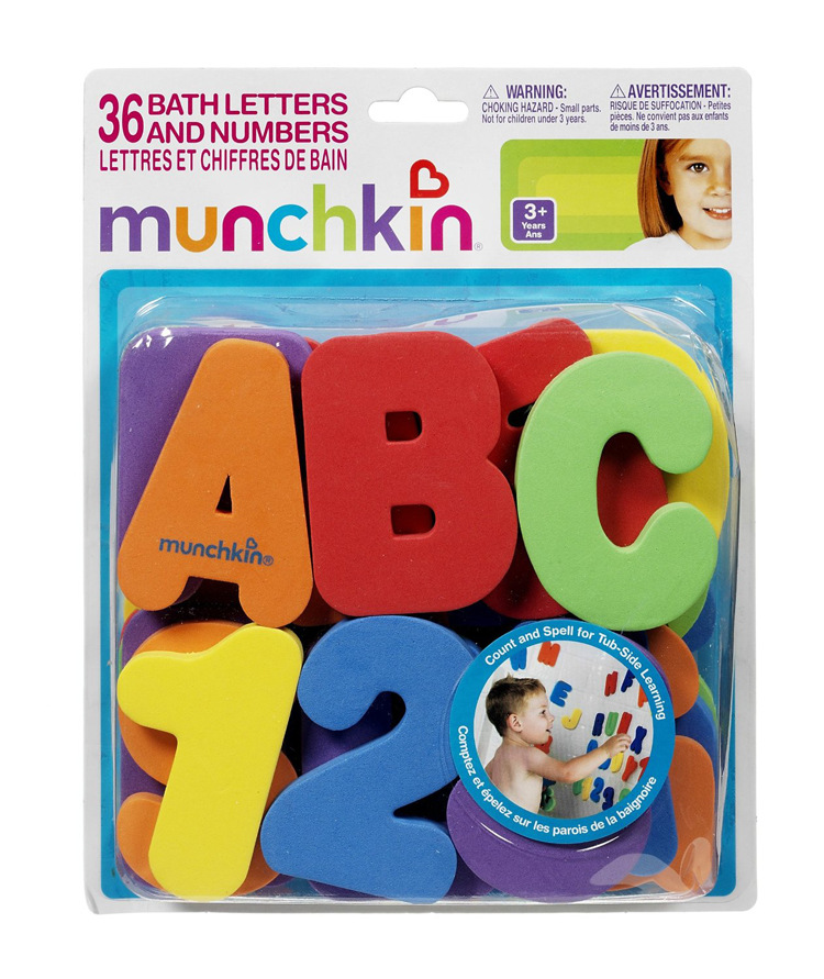 36 pcs baby bath toys soft foam letters numbers classic swimming toys kids learning educational toys