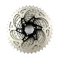PROMEND Professional 11 Speed 11 40T Bicycle Freewheel Mountain Bicycle Cassette Tool MTB Flywheel Card Type Bike Cycling Parts