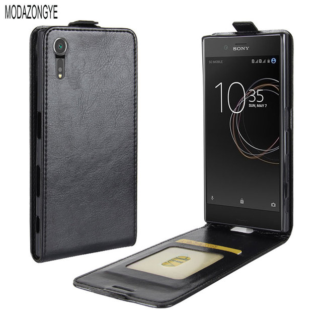 100% authentic e75a8 d5045 US $5.19 20% OFF|For Cover Sony Xperia XZ Case Luxury PU Leather Back Cover  Phone Case For Sony Xperia XZ Dual F8332 F8331 Case Flip Cover-in Flip ...