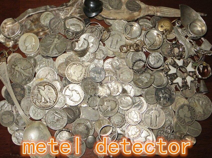 pronter identificar detector de ouro à prova
