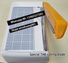 Special Cut knife Cutter Blade For Cutting Professional TAB COF Module LCD below 7 inch