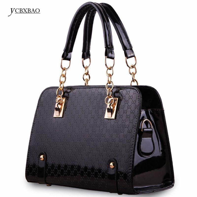 fashion women handbag shoulder Tote vintage messenger bag NEW PU leather handbags Victor ...