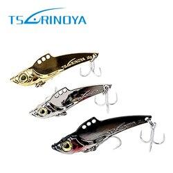3 pièces Tsurinoya cuillère Leurre 7g/10g VIB métal appât Leurre Dur pêche artificielle Pesca Souple Dur leurres de pêche