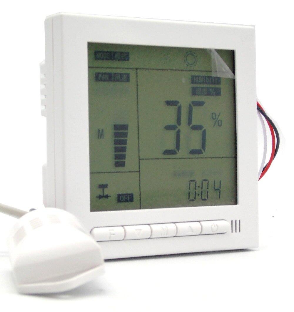 Contrôleur de déshumidification de contact du compresseur 230V10A avec le capteur d'humidité
