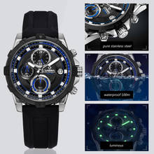 Relogio Masculino CASIMA Brand Fashion Casual Wrist Watches waterproof fashion sport Quartz Watch clock Men's Relojes Hombre