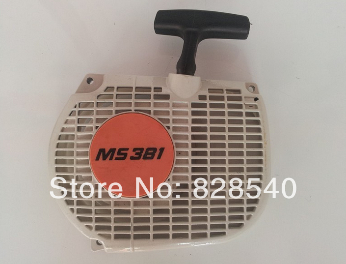 ФОТО Chainsaw MS380/MS381 Engine Motor New  Recoil Starter Assembly Parts Free Shipping