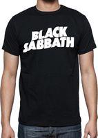 2017 Newest Black Sabbath T Shirt Heavy Metal Rock Ozzy Osbourne Verschiedene Farben Design Men S