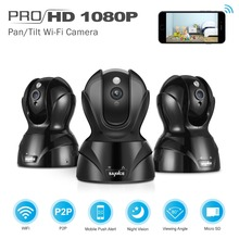 SANNCE Full HD 1080P Wireless Security IP Camera 2.0MP WIFI Network Surveillance Camera Baby Monitor for CCTV home Security