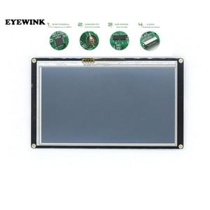 "Image 1 - 7.0"" Nextion Enhanced HMI Intelligent Smart USART UART Serial Touch TFT LCD Module Display Panel For Raspberry Pi NX8048K070"