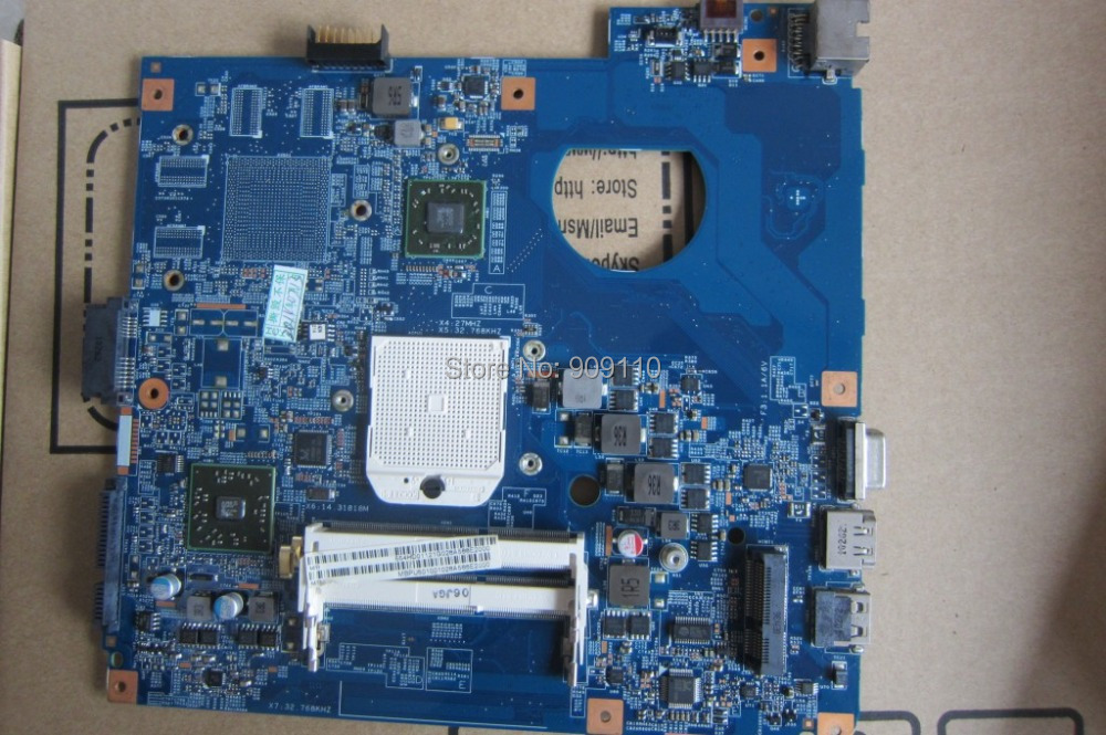 ФОТО 4551  integrated motherboard for Acer laptop 4551  MBPU501001  48.4HD01.031