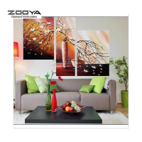 ZOOYA Diamond Embroidery 5D DIY Diamond Painting Flower Vase 3PCS Diamond Painting Cross Stitch Rhinestone Mosaic