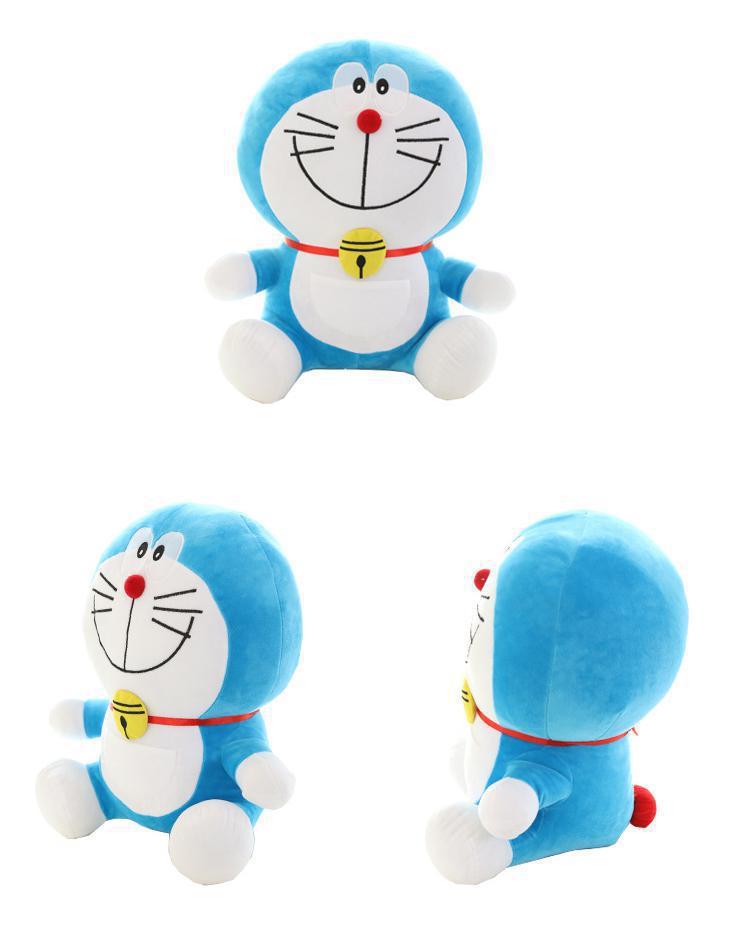 Besar 50 cm Lucu Kucing Boneka Binatang Boneka Doraemon Boneka Mewah Mainan  Anak anak Hadiah Untuk Anak anak Ulang Tahun Di Kualitas Baik di Stuffed    Plush ... 19999da2f9